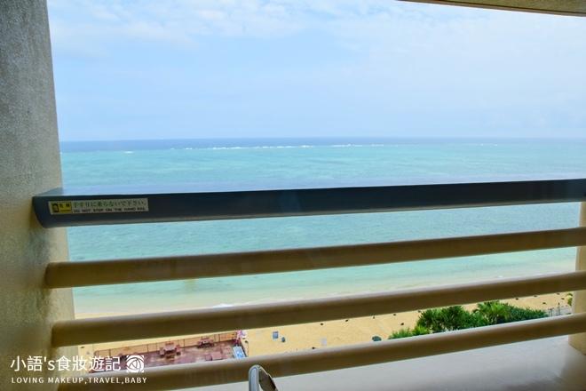 沖繩麗山谷茶灣飯店戶外景色