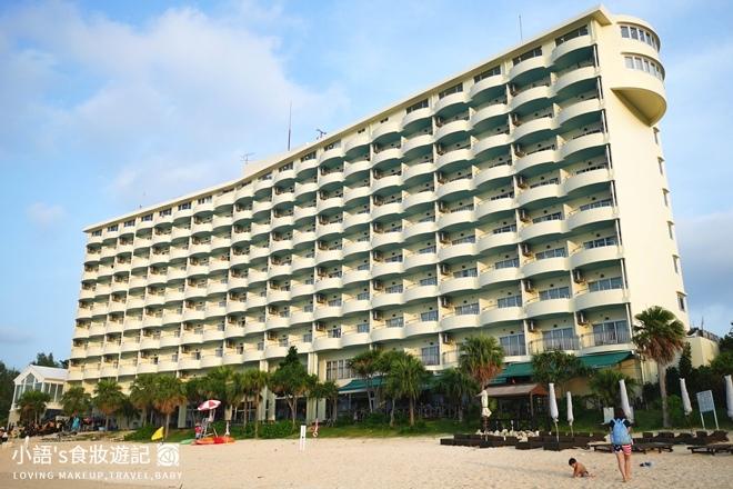 金秀喜瀨海灘皇宮飯店