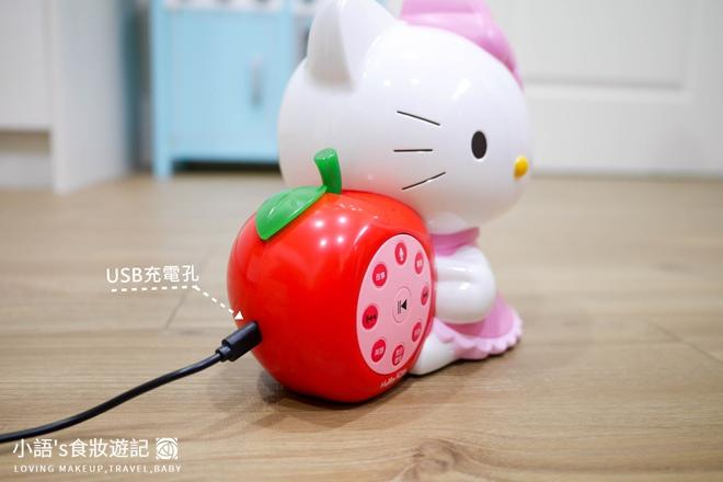 育兒好物_Hello kitty幼兒啟蒙教育故事機_寶寶玩具推薦-15.jpg