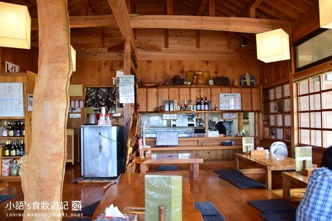 石納格餐廳內部和室木地板