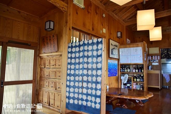 石納格餐廳內部