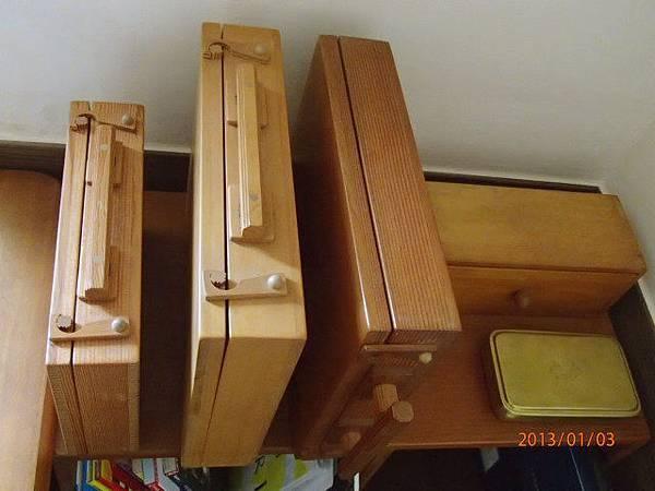 我的手提木盒