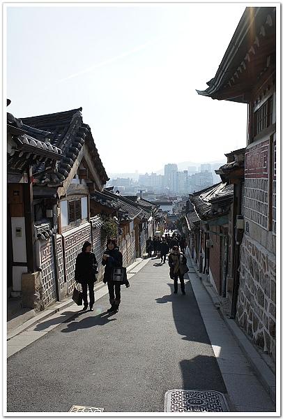 273-有濃濃古風味的北村韓屋村,假日人超多啊!