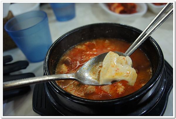 328-超嫩的豆腐鍋,好好吃啊!