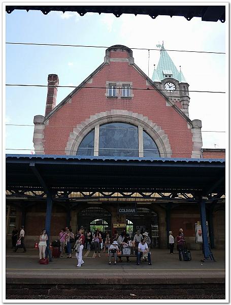 070-科瑪TGV車站