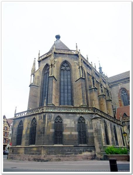 138-聖馬汀教堂的特殊風景,有發現哪裡不一樣嗎?