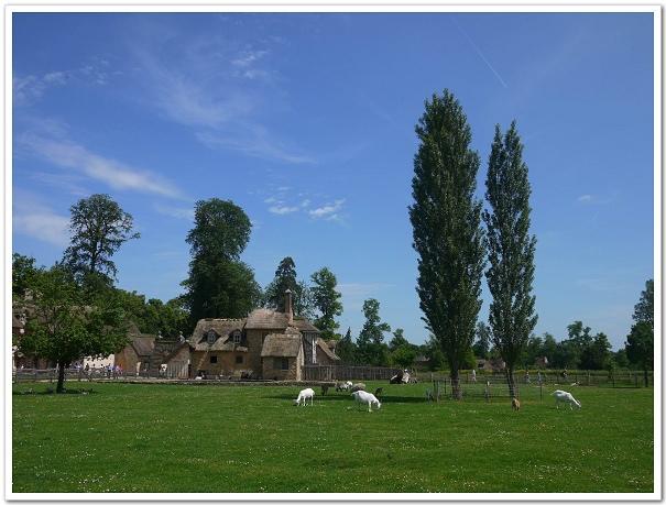 167-凡爾賽宮我最愛的角落──瑪麗皇后可愛的農莊