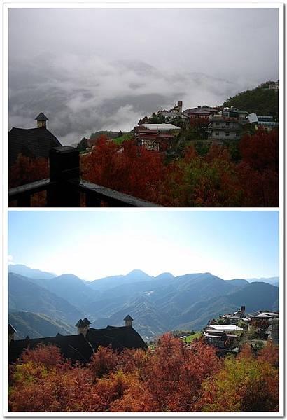 山嵐和陽光清境,喜歡哪個呢?.jpg