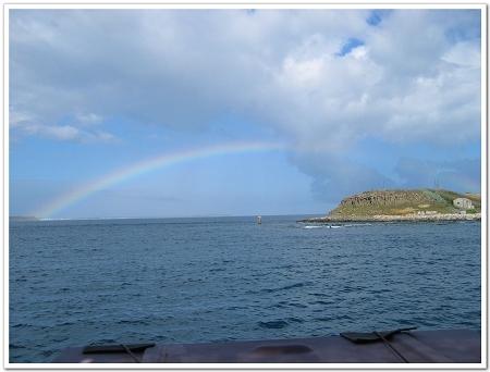 930625-桶盤嶼-海上的彩虹(感覺上彩虹像是連接兩島的跨海大橋).jpg