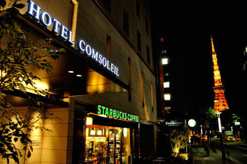 Comsoleil-Shiba-Tokyo-photos-Exterior-Hotel-information