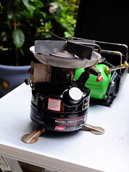 我的第一顆汽化爐