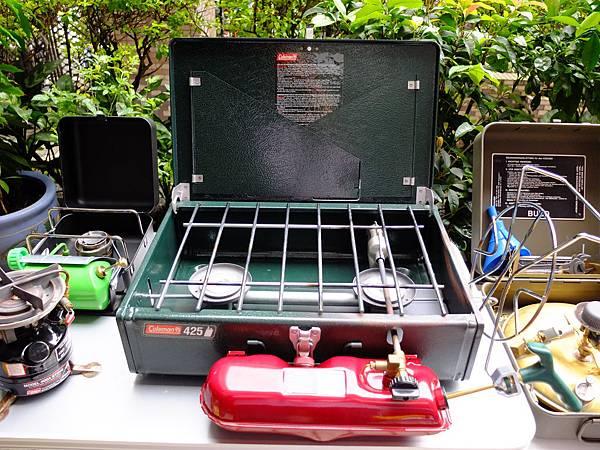 Coleman 425 氣化雙口爐