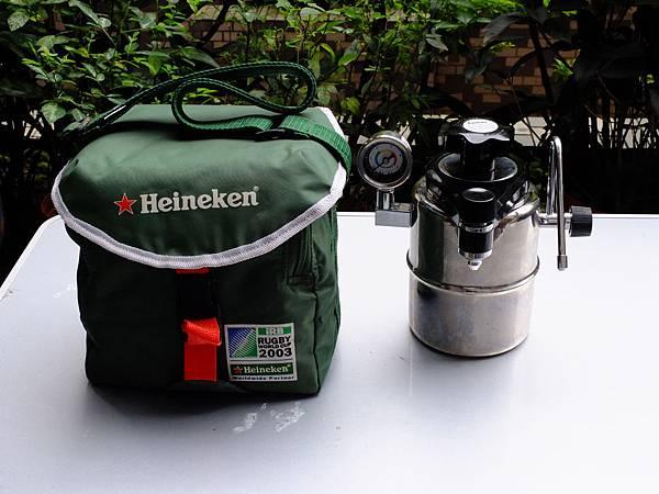 我的戶外泡咖啡專用爐袋