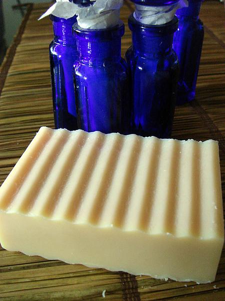 牛奶馬賽皂