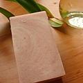 粉紅礦泥純欖皂