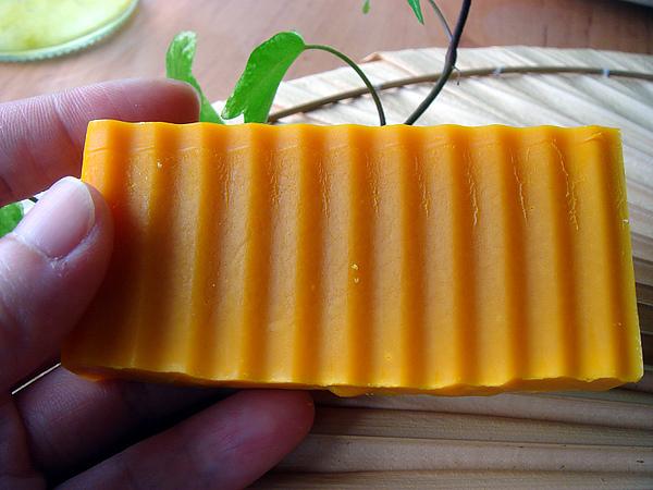 甜橙紅棕皂