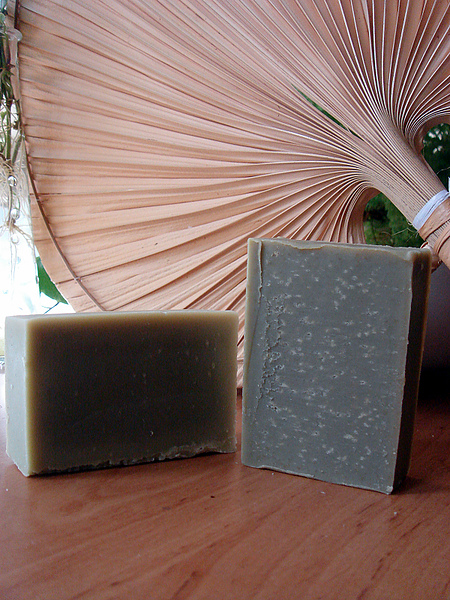 艾草/蜂蜜艾草皂