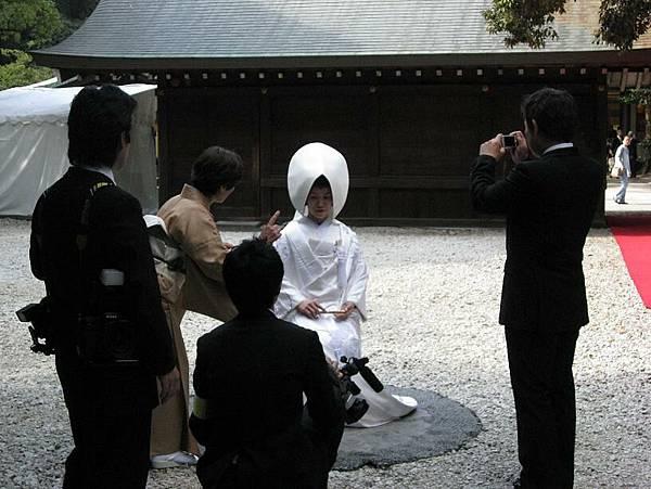 明治神宮 (8)新娘