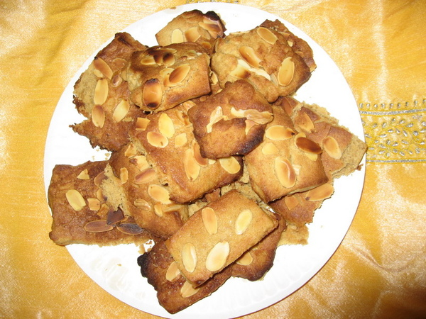 第一次做餅乾
