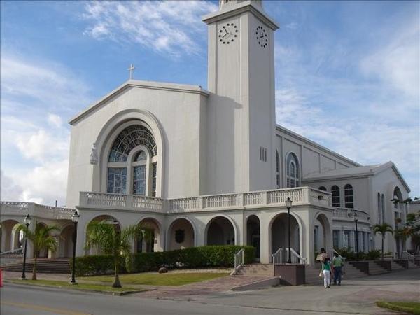 超美的教堂