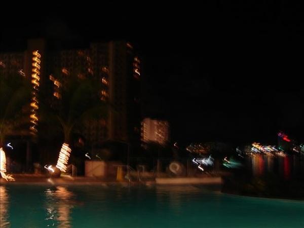超讚的泳池