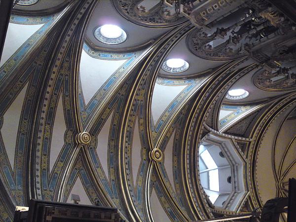 修道院天花板