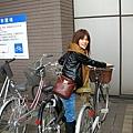 日本腳踏車超多的
