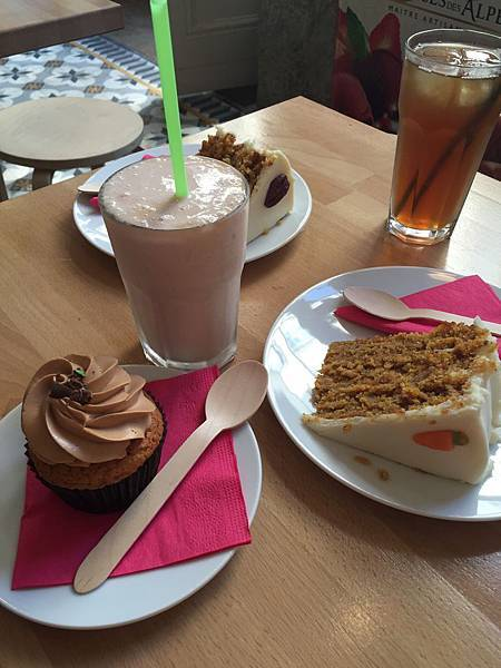 巷弄の蛋糕店