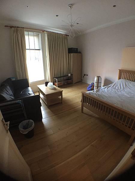 樂在倫敦大雙人房
