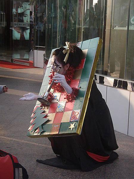 街頭藝人-小丑