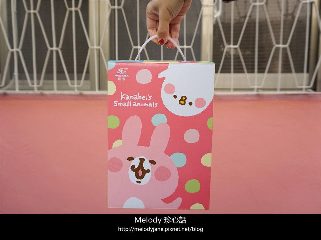 292卡娜赫拉的小動物 P助 粉紅兔兔 年節禮盒 森永手提禮盒.jpg