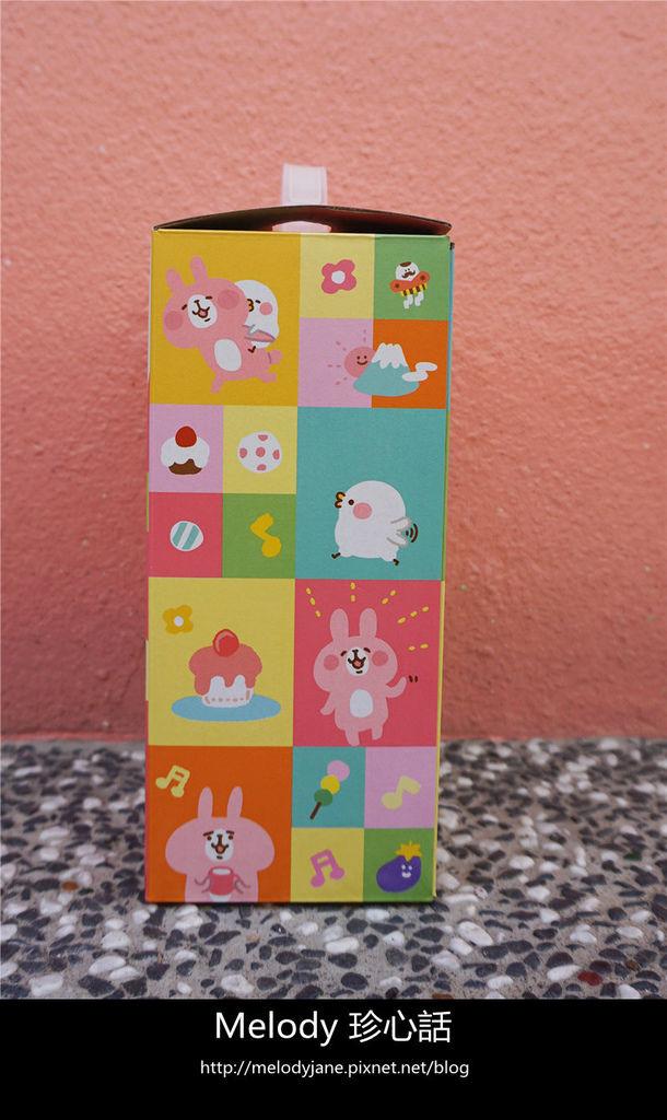 293卡娜赫拉的小動物 P助 粉紅兔兔 年節禮盒 森永手提禮盒.jpg
