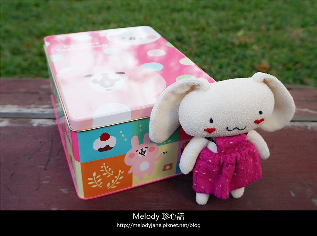 294卡娜赫拉的小動物 P助 粉紅兔兔 年節禮盒 森永手提禮盒.jpg