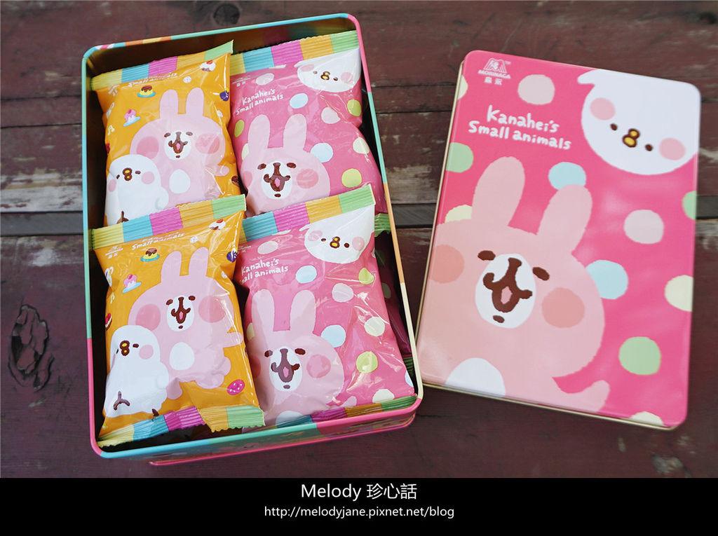 295 2卡娜赫拉的小動物 P助 粉紅兔兔 年節禮盒 森永手提禮盒.jpg
