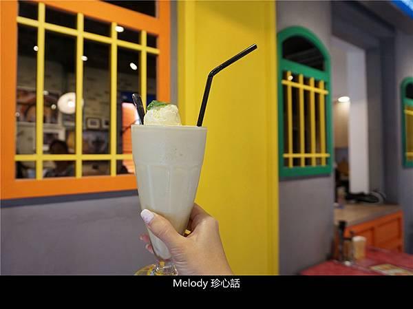 2622 台中馬來西亞料理餐廳 Mamak檔 榴槤奶昔.jpg