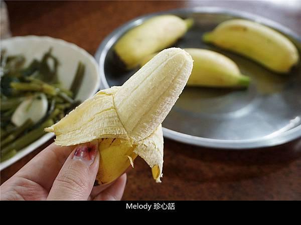 917 南投鹿谷美食餐廳 豐閣民宿大竹筒特餐 蛋蕉旦蕉.jpg