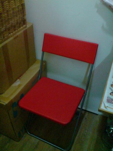 Ikea折疊椅