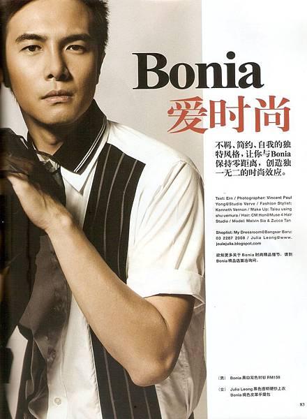 Bonia.爱时尚@都会佳人~1