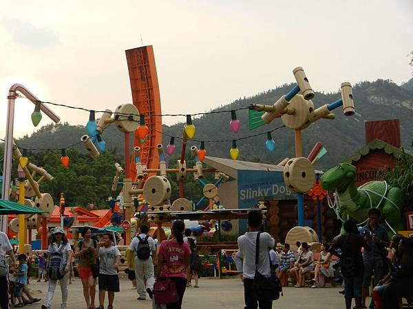 香港四日遊 305