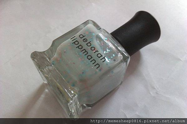 deborah lippmann-glitter in the air