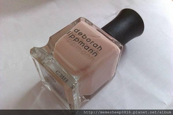 deborah lippmann-naked