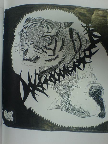虎與狼.JPG