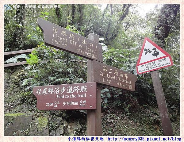 烏來~內洞國家森林遊樂區015