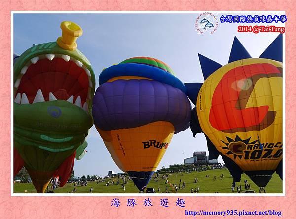 鹿野。台灣國際熱氣球嘉年華024