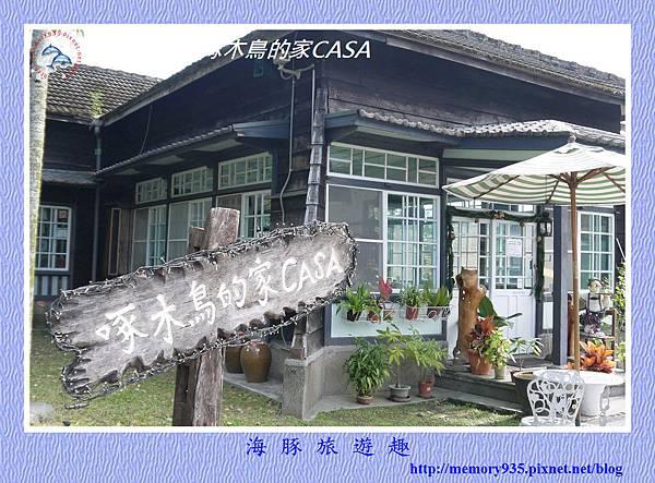 花蓮光復。啄木鳥的家 (2)