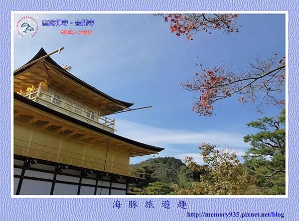 京都。金閣寺 (12)