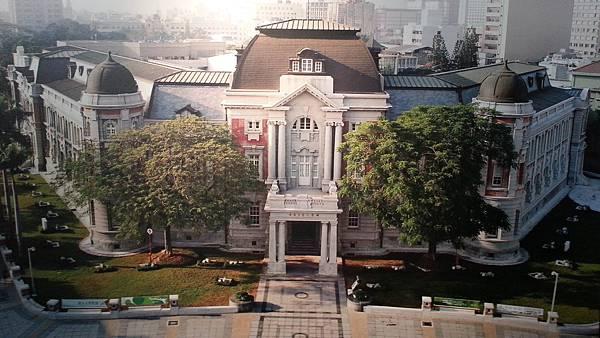 【台南民宿】好好玩~台灣文學館