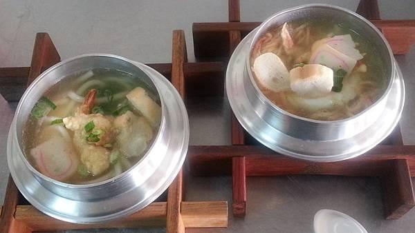 【台南民宿】好好玩~古早味鍋燒『阿美鍋燒意麵』
