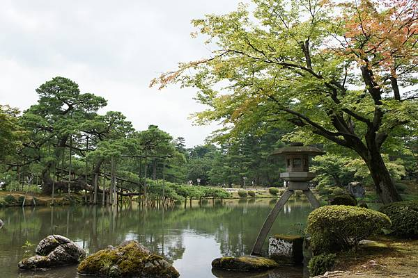 兼六園--日本三大名園