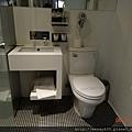簡約又乾淨的浴室